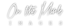 On The Mark Images Sticky Logo